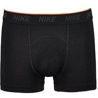 Nike 2 Pack Trunks, Black, Size L, Men