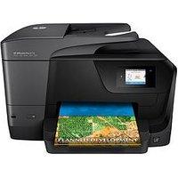 Hp Hp Officejet Pro 8710 Wireless All-In-One Printer & Hp 953 Black Ink Cartridge - Hp Officejet Pro 8710 Wireless All-In-One Pr