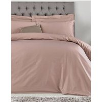 Product photograph showing Hotel Collection Luxury 400 Thread Count Soft Touch Sateen Duvet Cover Set
