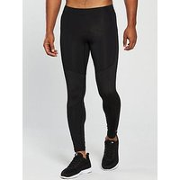 Puma Energy Tech Tights, Black, Size 2Xl, Men