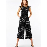 Monsoon Denna Print Jumpsuit