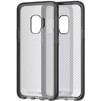 Tech21 Evo Check Protective Phone Case For Samsung Galaxy S9 - Smokey/Black