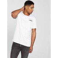 Jack & Jones Jack & Jones Originals S/s Winks T-shirt, White, Size 2Xl, Men