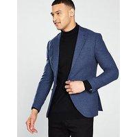 Jack & Jones Jack & Jones Premium Amsterdam Suit Blazer, Navy, Size 50=Uk40, Men