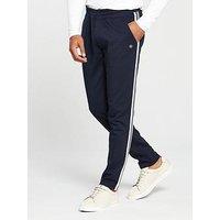 Jack & Jones Core Fern Track Pants, Navy, Size M, Men