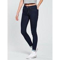 Levi's Innovation Super Skinny Jean - High Society, High Society, Size 26, Inside Leg Regular, Women