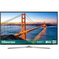 Hisense H50U7Auk 50 Inch, 4K Ultra Hd, Freeview Play, Smart Tv