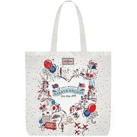 Cath Kidston Harry and Meghan Royal Wedding Tote, One Colour, Women