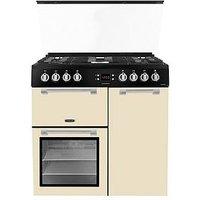Leisure Cc90F531C 90Cm Chefmaster Dual Fuel Range Cooker  - Rangecooker Only