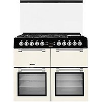 Leisure Cc100F521C 100Cm Chefmaster Dual Fuel Range Cooker  - Rangecooker Only