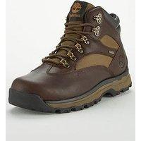 Timberland Chocorua Trail 2 Mid Gtx Boot, Dark Brown/Green, Size 10, Men