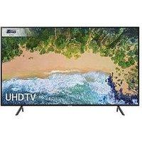 Samsung Ue49Nu7100, 49 Inch, Ultra Hd 4K Certified, Hdr, Smart Tv