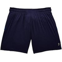 Boys, UNDER ARMOUR Under Armour Youth Challenger ll Knit Short, Navy, Size L