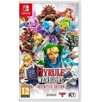 Nintendo Switch Hyrule Warriors: Definitive Edition - Switch