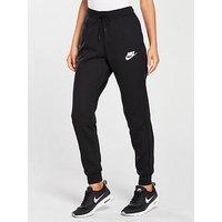 Nike Sportswear Optic Pant - Black , Black, Size L, Women