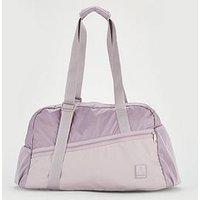 Reebok Active Grip Gym Bag - Lavender , Lavender, Women
