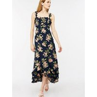 Monsoon Eva Print Maxi Dress