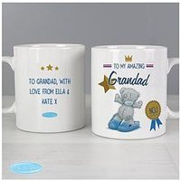 Me To You Personalised Me To You Grandad Mug, One Colour, Women