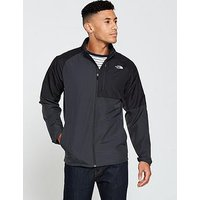 THE NORTH FACE 24/7 Jacket, Grey, Size M, Men