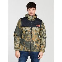 THE NORTH FACE 1990 Mountain Q Jacket, Camo, Size S, Men