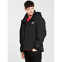 THE NORTH FACE Resolve Insulated Jacket, Black, Size S, Men