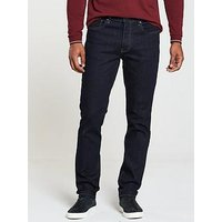 Lyle & Scott Lyle & Scott Slim Fit Jean, Rinsed Wash, Size 32, Inside Leg Regular, Men