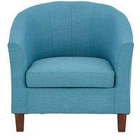 Majestic Turin Fabric Tub Chair
