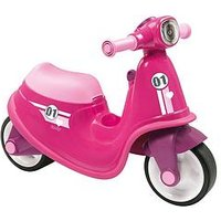 Smoby Ride On Scooter &Ndash; Pink