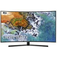 Samsung Ue49Nu7500 49 Inch Curved Dynamic Crystal Colour, Ultra Hd 4K Certified, Hdr, Smart Tv