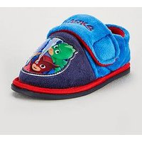 PJ MASKS Pj Mask Slippers, Multi, Size 8 Younger