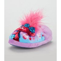 Character Trolls Girls Slipper, Pink, Size 11 Younger