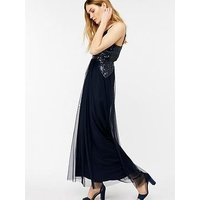 Monsoon Genevieve Embellished Maxi Dress