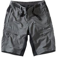 MADISON Trail Cycle Shorts - Dark Shadow, One Colour, Size Xl, Men