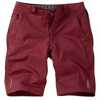MADISON Roam Men's Shorts - Blood Red, One Colour, Size Small, Men