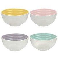 Sophie Conran For Portmeirion Colour Pop Cereal Bowls