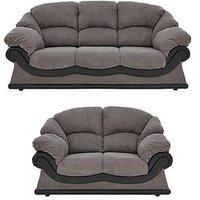 Elm 3 + 2 Seater Sofa