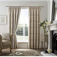 Ashford Lined Pencil Pleat Curtains