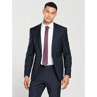 HUGO Hugo by Hugo Boss POW Slim Fit Suit Jacket, Navy, Size 50, Men