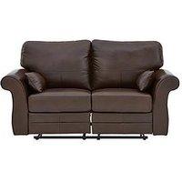 Vantage 2 Seater Manual Recliner Sofa