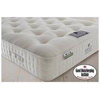 Rest Assured Tilbury Wool Tufted Mattress - Soft
