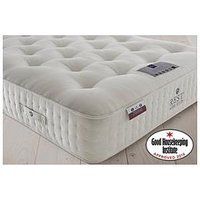 Product photograph showing Rest Assured Tilbury Wool Tufted Mattress - Medium