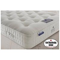 Product photograph showing Rest Assured Tilbury Wool Tufted Mattress - Firm