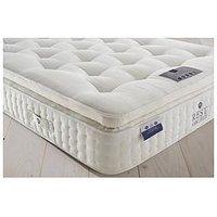 Product photograph showing Rest Assured Richborough Latex Pillowtop Mattress - Firm