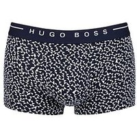 BOSS Iconic Trunk, Navy, Size M, Men
