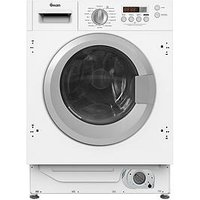 Swan Swb75120 7Kg Load, 1400 Spin Integrated Washing Machine - White