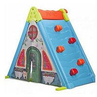 Feber Play &Amp; Fold 3-In1 Activity House