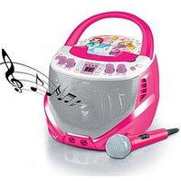 Lexibook Disney Princess Karaoke