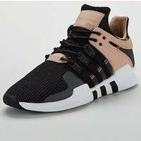 adidas EQT Support ADV - Black/Grey/Pink , Black/Grey/Pink, Size 4, Women