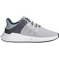 adidas Originals EQT Support 93/17 - Grey , Grey, Size 7, Men
