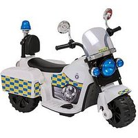 Volt Battery Operated Police Trike